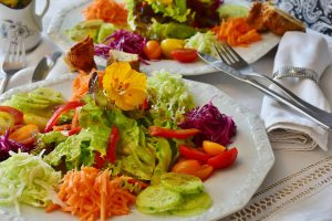 「色」で変わる栄養バランス