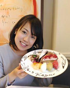 美食脳マイスター安達和恵さん