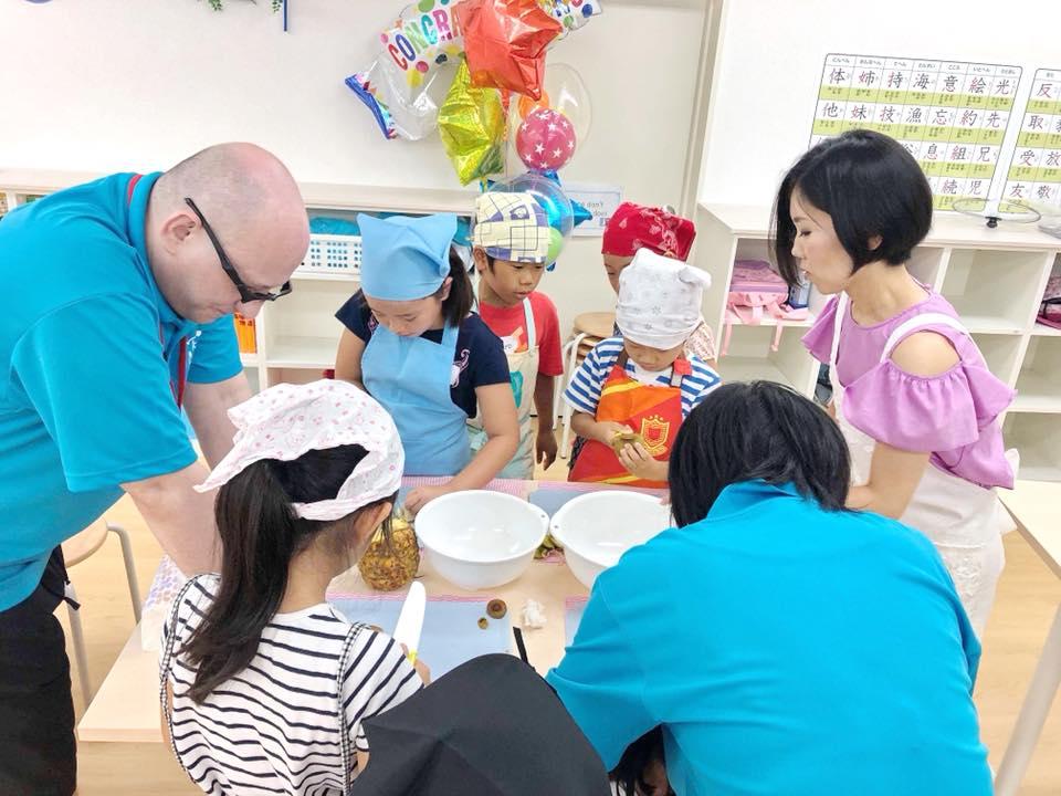学童・食育イベント