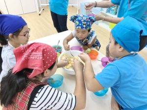 美食脳 子供の食育活動イベント
