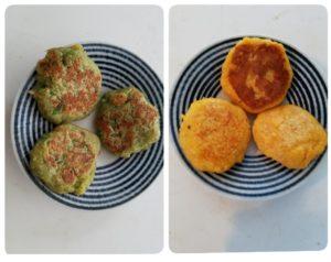 美食脳レシピ「レンコンのお焼き」