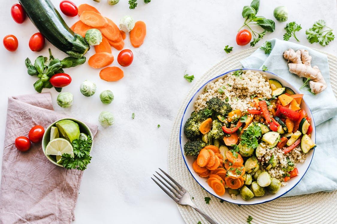 「食事を整えて健康になりたい」と思ったら取り組みたいこと