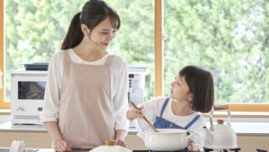 Think about family meals