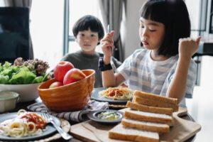 家庭で子供の食育するときに気をつけたいこと